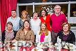 Staff from IT Tralee enjoying a night out at DB's of Denny Lane on Friday night, Front l-r  Aine Brosnan, Mairead Enright, Deirdre Ruane and Bridget Crowley. Back l-r Pat Doherty, Clare Horan, Carol Fitzgerald, Siobhan McSweeney and Oliver Murphy