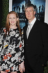 HOLLYWOOD, CA - MARCH 26: Mireille Enos and Alan Ruck arrive at AMC's 'The Killing' Season 2 Los Angeles Premiere at the ArcLight Cinemas on March 26, 2012 in Hollywood, California.