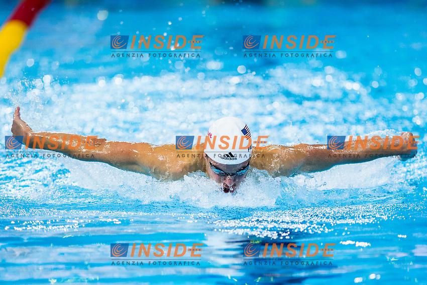 PRENOT Josh USA<br /> Men's 400m Individual Medley<br /> 13th Fina World Swimming Championships 25m <br /> Windsor  Dec. 10th, 2016 - Day05 Heats<br /> WFCU Centre - Windsor Ontario Canada CAN <br /> 20161210 WFCU Centre - Windsor Ontario Canada CAN <br /> Photo &copy; Giorgio Scala/Deepbluemedia/Insidefoto