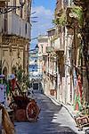 Via della Amalfatania, Ortigia, Sicily