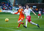 17.04.18 Brechin City v Dundee utd:<br /> Anthony Ralston and Kalvin Orsi