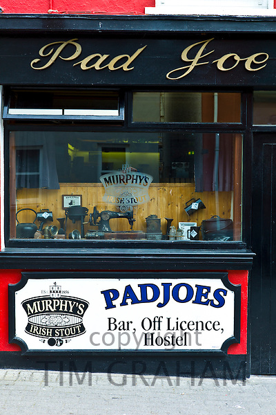 Pad Joe's Bar Off LIcence and Hostel  in Timoleague, West Cork, Ireland