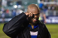 Beno Obano of Bath Rugby. Anglo-Welsh Cup Semi Final, between Bath Rugby and Northampton Saints on March 9, 2018 at the Recreation Ground in Bath, England. Photo by: Patrick Khachfe / Onside Images