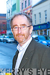 John O'Shea who is the Fine Fail candidate in the forthcoming County Council elections