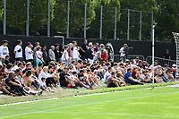 Fans beim Trainingsauftakt - 04.07.2018: Eintracht Frankfurt Trainingsauftakt, Commerzbank Arena