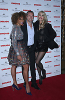 10 April 2019 - Las Vegas, NV - Lana gordon, Robert Perkins, Christie brinkley. Christie Brinkley and the cast of the musical Chicago celebrate with afterparty at Chica at The Venetian Resort Las Vegas. Photo Credit: MJT/AdMedia