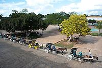Ex-convento, Izamal,Yucatan, Mexico