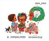 GIORDANO, CHRISTMAS CHILDREN, WEIHNACHTEN KINDER, NAVIDAD NIÑOS, paintings+++++,USGI1806,#XK#