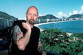 Jan 20, 2001: JUDAS PRIEST - ROB HALFORD Photosession in Rio de Janeiro Brazil