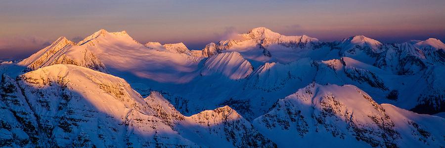 Snowmass Mountain, Capitol Peak and Elk Range