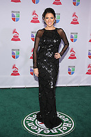 LAS VEGAS, NV - NOVEMBER 15 :  Maity Interiano pictured at the 2012 Latin Grammys at Mandalay Bay Resort on November 15, 2012 in Las Vegas, Nevada.  Credit: Kabik/Starlitepics/MediaPunch Inc. /NortePhoto
