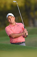 Francesco Molinari (ITA) looks over his hit from the sand on 1 during day 4 of the WGC Dell Match Play, at the Austin Country Club, Austin, Texas, USA. 3/30/2019.<br /> Picture: Golffile | Ken Murray<br /> <br /> <br /> All photo usage must carry mandatory copyright credit (© Golffile | Ken Murray)
