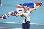 Richard Whitehead (GBR), <br /> SEPTEMBER 11, 2016 - Athletics : <br /> Men's 100m T53 Heat<br /> at Olympic Stadium<br /> during the Rio 2016 Paralympic Games in Rio de Janeiro, Brazil.<br /> (Photo by AFLO SPORT)