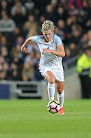 Millie Bright (Chelsea) of England Women during the Women's Friendly match between England Women and Austria Women at stadium:mk, Milton Keynes, England on 10 April 2017. Photo by PRiME Media Images / David Horn.