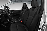 Front seat view of 2017 Toyota Prius Two 5 Door Hatchback Front Seat  car photos