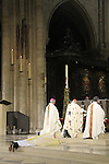 The Episcopal ordination of Bishop Michel Aupetit in Notre Dame de Paris Cathedral