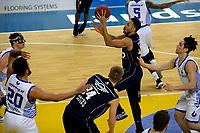 ZWOLLE - Basketbal, Landstede - Donar,  Dutch Basketball League, seizoen 2017-2018, 20-01-2018,  /d20 op weg naar score