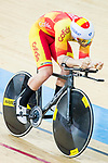 Alejandro Martinez Chorro of Spain competes in the Men's Kilometre TT - Qualifying during the 2017 UCI Track Cycling World Championships on 16 April 2017, in Hong Kong Velodrome, Hong Kong, China. Photo by Chris Wong / Power Sport Images
