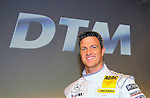 DTM Duesseldorf 2009<br /> Vorstellung und Eroeffnung<br /> <br /> Ralf Schumacher waehrend der Vorstellung in Duesseldorf.<br /> <br /> Foto © nph (nordphoto)