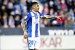 CD Leganes' Luciano Neves during La Liga match. April 5,2017. (ALTERPHOTOS/Acero)