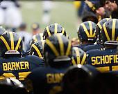 10/27/09 Michigan vs. Penn State University at Michigan Stadium.