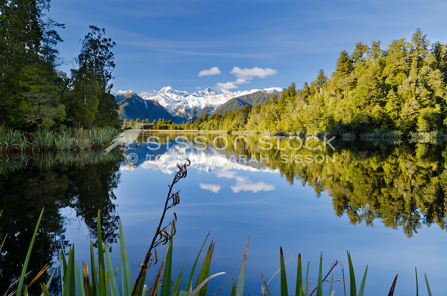Lake Matheson, South Island
