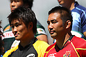 Japan Rugby Top League 2012-2013 Press Conference