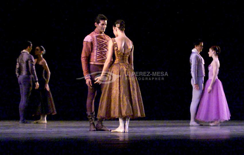 Ballet Concerto of Puerto Rico 25th Anniversary Gala, San Juan, PR