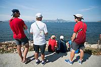 AR_08162016_RIO_PREOLYMPICS_0009.ARW  © Amory Ross / US Sailing Team.  RIO DE JENEIRO - BRAZIL. August 16, 2016. Day 9 of racing at the Olympics.