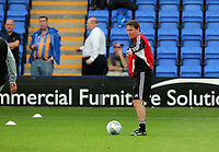 Pictured: Tuesday 23 August 2011<br />