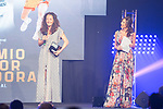 Laia Palau picks up the Best National Female Player Award during the first edition of Spanish Basketball Awards. July 25, 2019. (ALTERPHOTOS/Francis Gonzalez)