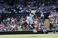 Gael Monfils (Fra)<br /> Wimbledon 06-07-2018 Roland Garros <br /> Tennis Grande Slam 2018 <br /> Foto Panoramic / Insidefoto <br /> ITALY ONLY