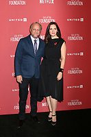 LOS ANGELES - NOV 9:  Scott Krinsky, Rochelle Rose at the SAG-AFTRA Foundation's Patron of the Artists Awards 2017 at Wallis Annenberg Center for the Performing Arts on November 9, 2017 in Beverly Hills, CA