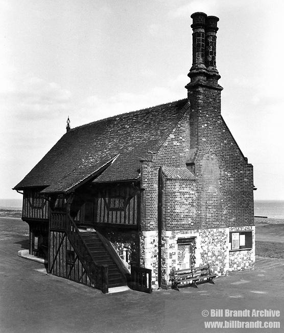 Moat Hall, Aldeburgh, Sufffolk, 1948