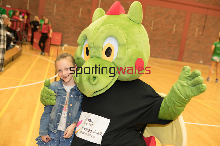 Vitality super League<br /> Celtic Dragons v Hertfordshire Mavericks<br /> 01.05.17<br /> &copy;Steve Pope - Sportingwales