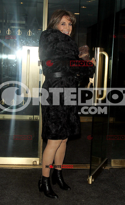NEW YORK, NY - JANUARY 28: Linda Gray at NBC'S Today Show in New York City promoting the new season of Dallas. January 28, 2013. Credit: RW/MediaPunch Inc. /NortePhoto /NortePhoto