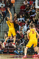 Stanford Basketball M vs USC, January 6, 2019