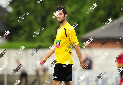 2014-07-19 / Voetbal / seizoen 2014-2015 / Zwarte Leeuw / Thijs Schrauwen<br /><br />Foto: mpics.be