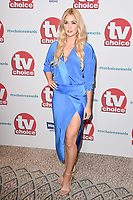 Amanda Clapham at the TV Choice Awards 2017 at The Dorchester Hotel, London, UK. <br /> 04 September  2017<br /> Picture: Steve Vas/Featureflash/SilverHub 0208 004 5359 sales@silverhubmedia.com