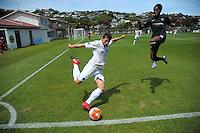 170108 Stirling Sports Premiership Football - Team Wellington v Auckland City FC