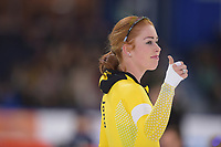 SCHAATSEN: HEERENVEEN: IJSSTADION THIALF: 04-11-2018, World Cup Kwalificatietoernooi, Antoinette de Jong, ©foto Martin de Jong