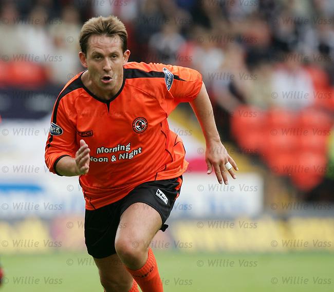 Billy Dodds, Dundee Utd.stock season 2004-2005.pic willie vass