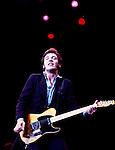 Bruce Springsteen 1980.© Chris Walter.
