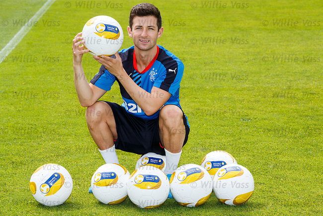 Jason Holt promotes the Petrofac Cup match against Hibs