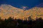 Mount Washington in the White Mountain National Forest, NH, USA