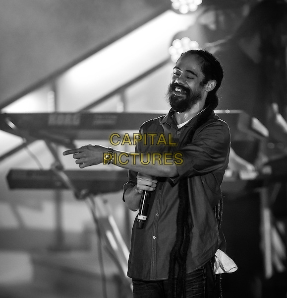 LAS VEGAS, NV - September 24: ***HOUSE COVERAGE*** Damien Marley performs at the Catch A Fire Tour Concert at The Cosmopolitan in Las Vegas, NV on September 24, 2015. <br /> CAP/MPI/EKP<br /> &copy;EKP/MPI/Capital Pictures