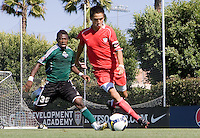 2009 US Soccer Academy Showcase Finals at Home Depot Center in Carson, California Friday July 10, 2009. .2009 US Soccer Academy Showcase Finals at Home Depot Center in Carson, California Saturday July 11, 2009. .