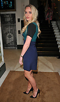 Daisy Robins at the Wellness Awards 2018, BAFTA, Piccadilly, London, England, UK, on Thursday 01 February 2018.<br /> CAP/CAN<br /> &copy;CAN/Capital Pictures