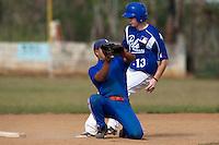 BASEBALL - POLES BASEBALL FRANCE - TRAINING CAMP CUBA - HAVANA (CUBA) - 13 TO 23/02/2009 - MAXIME CHARLOT (FRANCE)