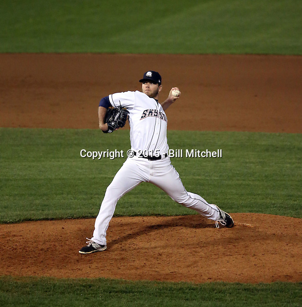 Nick Additon -2015 Colorado Springs Sky Sox (Bill Mitchell)